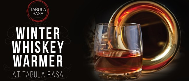 Winter Whiskey Warmer: CANCELLED
