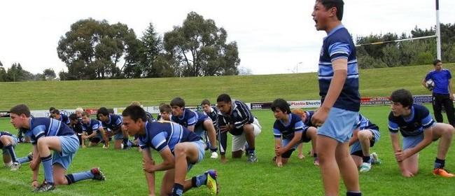 NZ Junior Rugby Festival