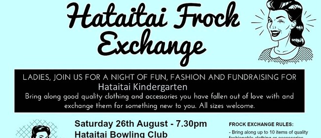Hataitai Frock Exchange