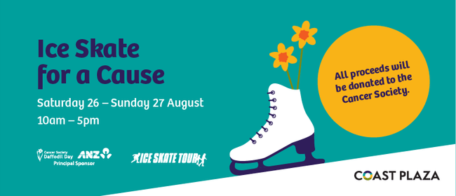 Ice Skate for A Cause