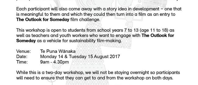 Kaupapa Maori Someday Workshop