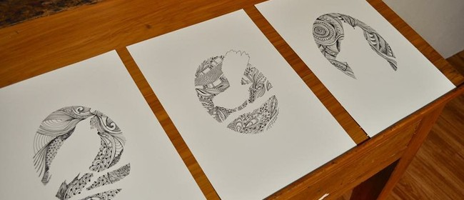 Turn Your Doodles Into a Fine Art Print
