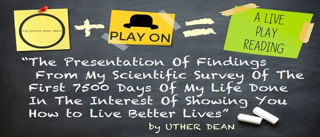 Play On: The First 7500 Days of My Life by Uther Dean