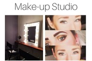 One of Make-up Application