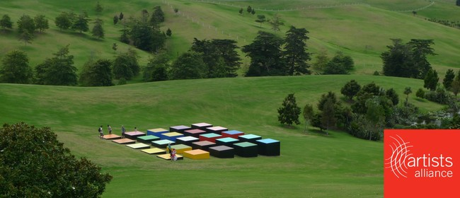 Gibbs Farm Sculpture Park - In Support of Artists Alliance