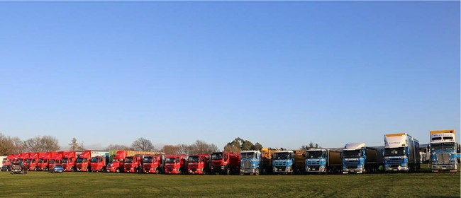 Ashburton Truck Show