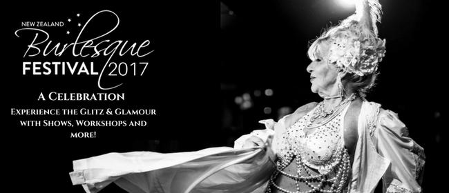 NZ Burlesque Festival - Spectacular Tease