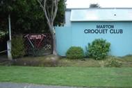 Marton Croquet Club Days