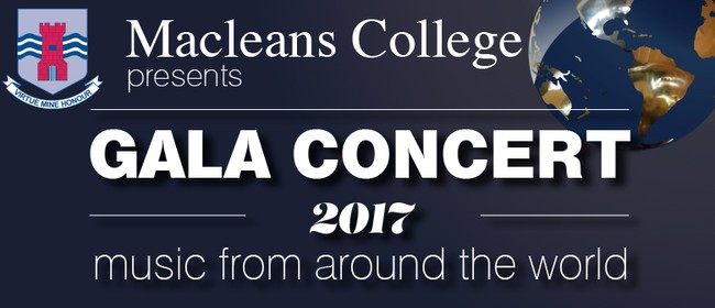 Macleans College Gala Concert 2017