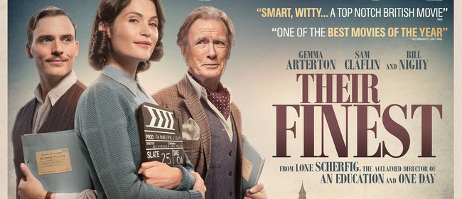 'Their Finest' at Flicks Cinema