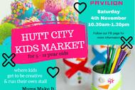 Hutt City Kids Market