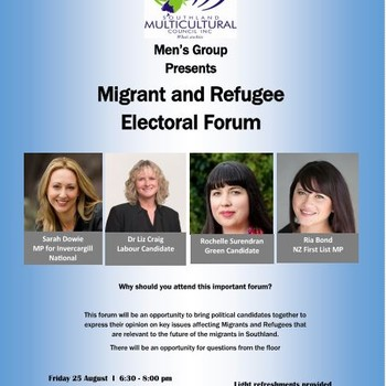 Migrant and Refugee Electoral Forum