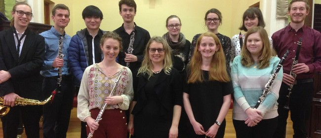 Lunchtime Concert - NZSM Classical Wind Students
