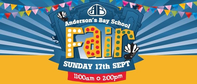 Anderson's Bay School Fair