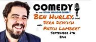 Ben Hurley Live in Petone
