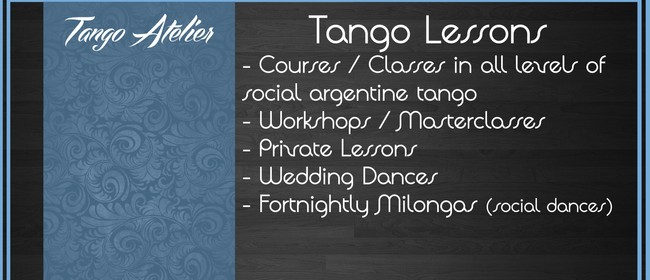 Tango Class/Lessons - Improvers