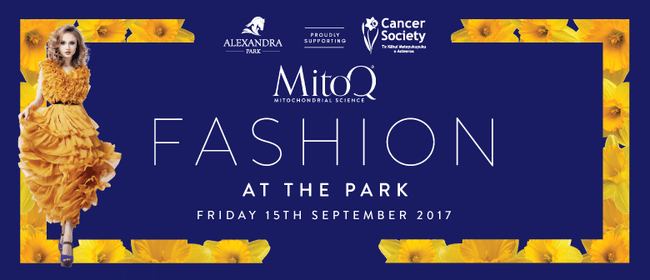 MitoQ Fashion At the Park
