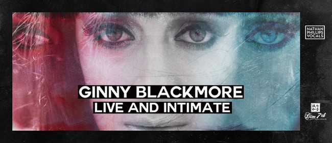 Ginny Blackmore Exclusive Concert: POSTPONED