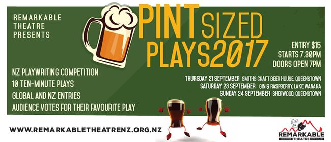 Pint Sized Plays NZ Wanaka
