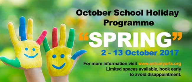 EACT October School Holiday Programme 2017