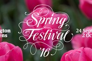 Growing Secrets - Spring Festival: SOLD OUT
