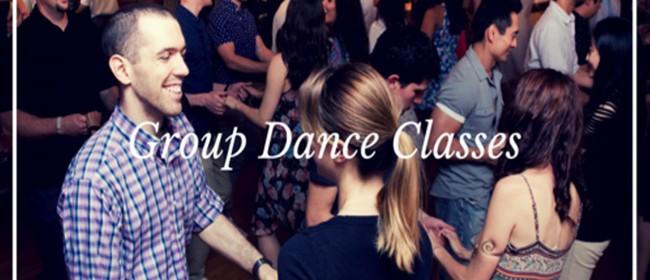 Learn to Dance - Adult Beginner Dance Class