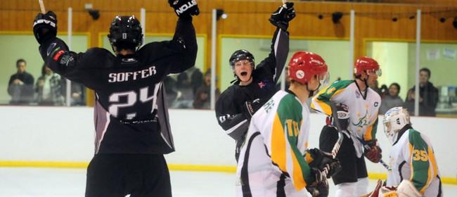 Audi quattro Winter Games Ice Hockey Trans-Tasman Challenge