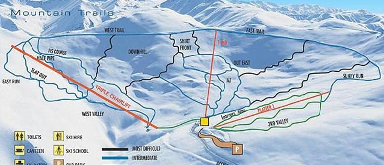 Mt Dobson Ski Area