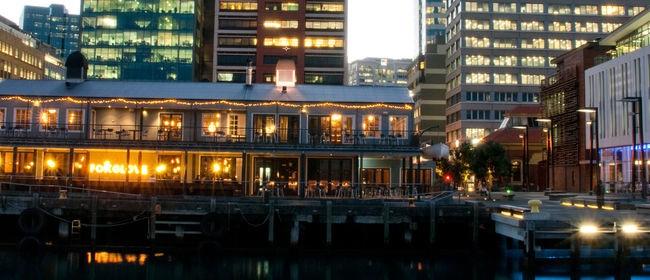 Foxglove Bar and Kitchen