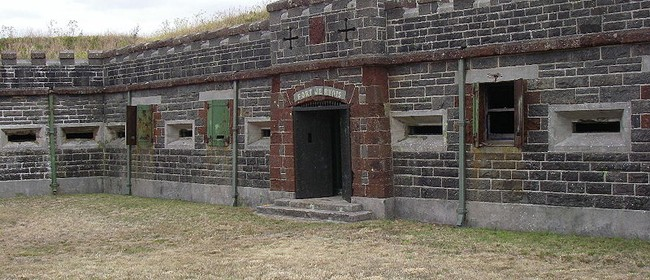 Fort Jervois - Ripapa Island
