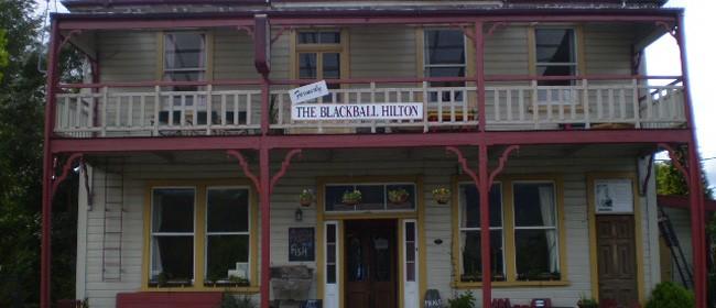 Formerly the Blackball Hilton