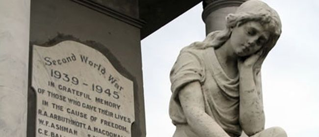 Balclutha War Memorial