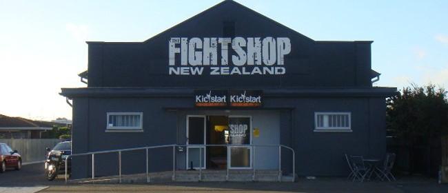 The Fight Shop NZ