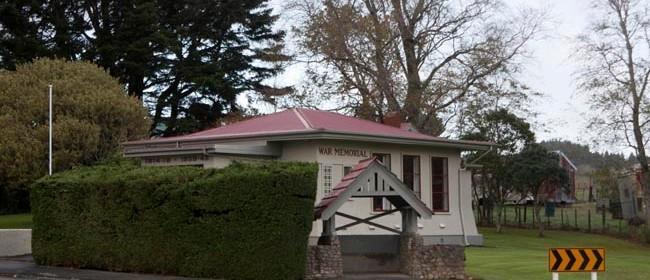 Eketahuna War Memorial Hall