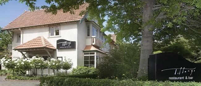 Tiffanys Restaurant