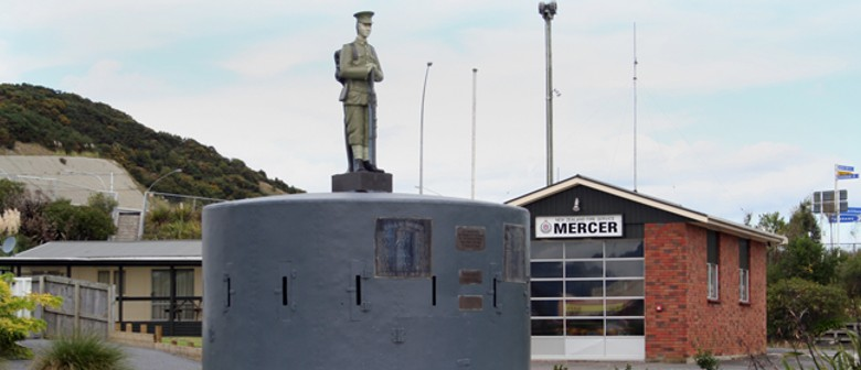 Mercer's Unusual Memorial - Roadside Stories