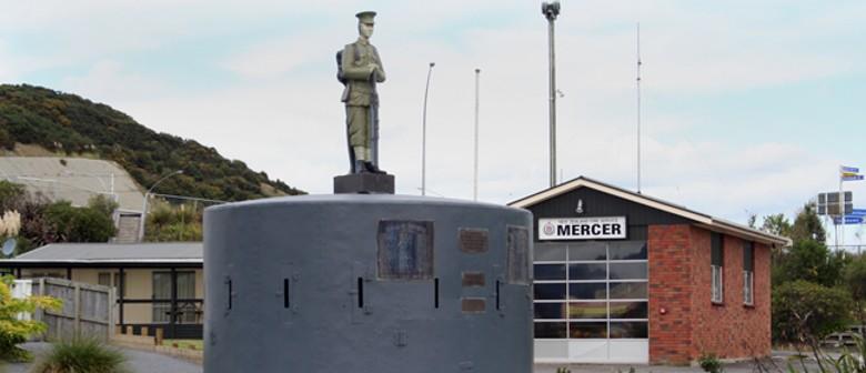 Mercer's Unusual Memorial - Roadside Stories