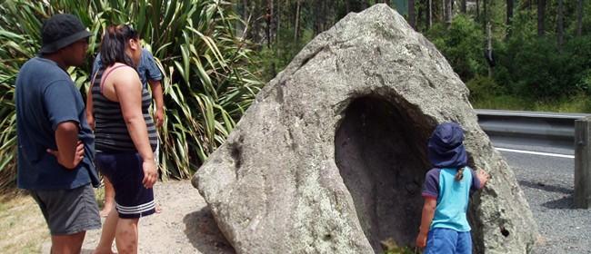 Hatupatu's Rock - Roadside Stories