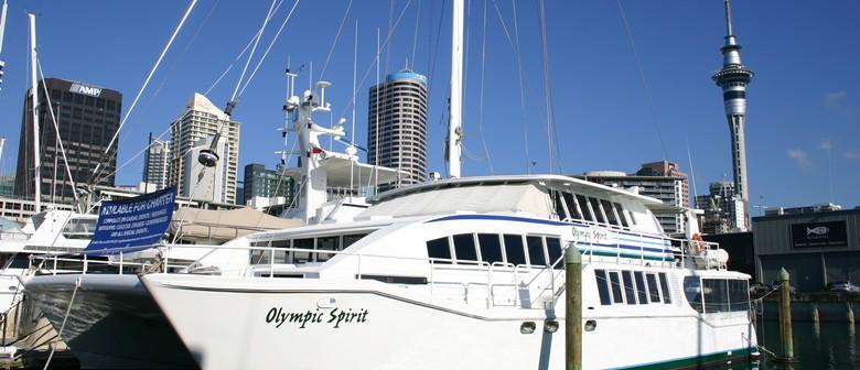 """Amada Cruises """"Olympic Spirit"""""""
