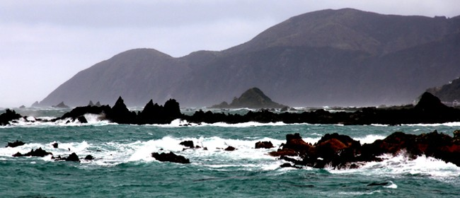 The Dangerous Cook Strait - Roadside Stories