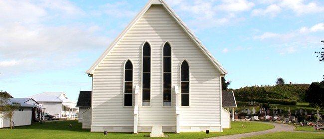 Rangiātea Church, Ōtaki - Roadside Stories