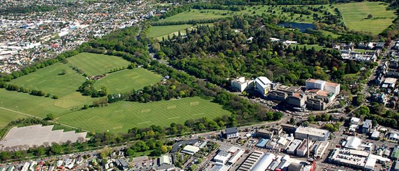 South Hagley Park