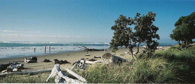 Akitio Beach