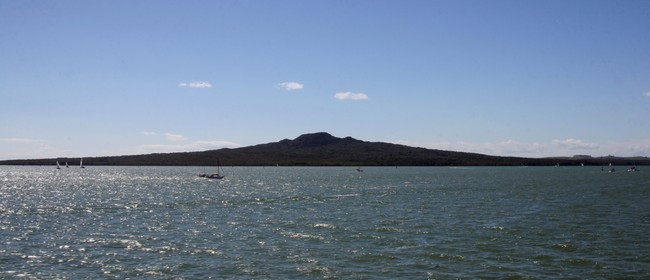 Rangitoto Island - Roadside Stories