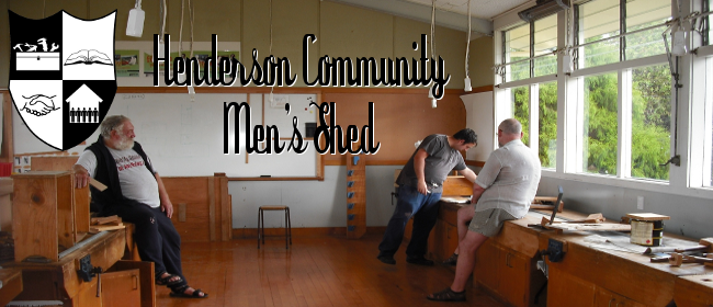 Henderson Community Men's Shed