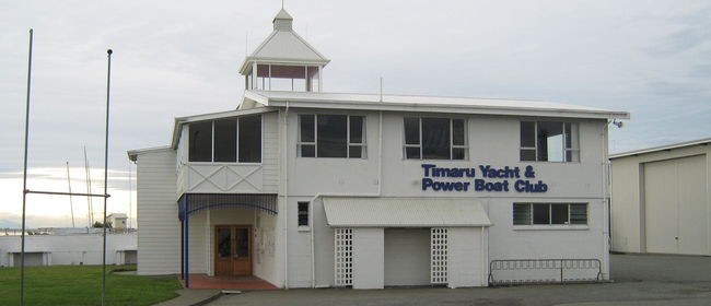 Timaru Yacht and Power Boat Club