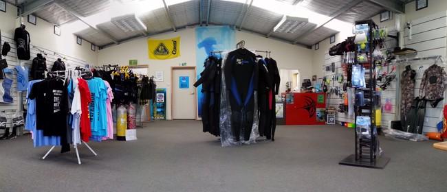 Dive North PADI & SSI Training Centre
