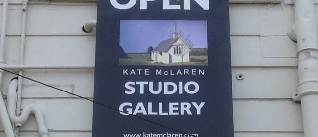 Kate McLaren Art Studio & Gallery