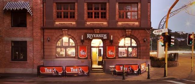 The Riverside Bar
