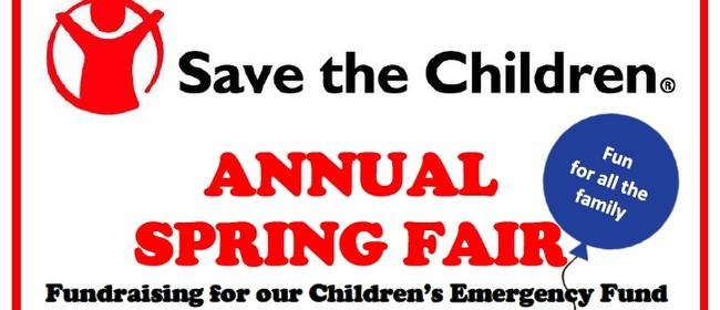 Save the Children Annual Spring Fair